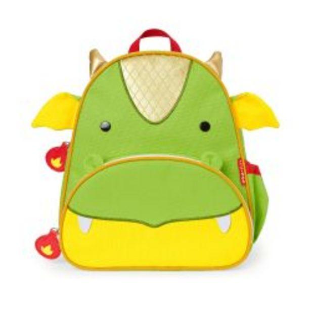 Oferta de Mochila Clasica Niños Skip Hop Dragon por $2999