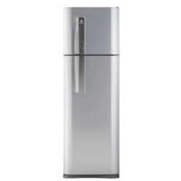 Oferta de Heladera No Frost Electrolux DF3900P Plata 350 Lts por $61699