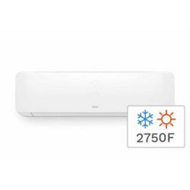 Oferta de Aire Acondicionado Split Frío/Calor RCA 2750F 3200W RHS3200FC por $42999