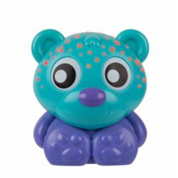 Oferta de Juguete didáctico Playgro GOODNIGHT BEAR NIGHT LIGHT AND PROJECTOR por $2419