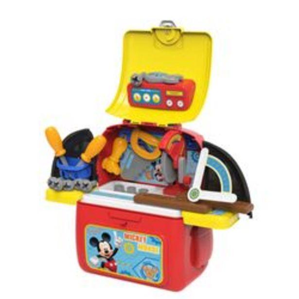 Oferta de Mochila Playset Mickey Mecanico Disney por $4179