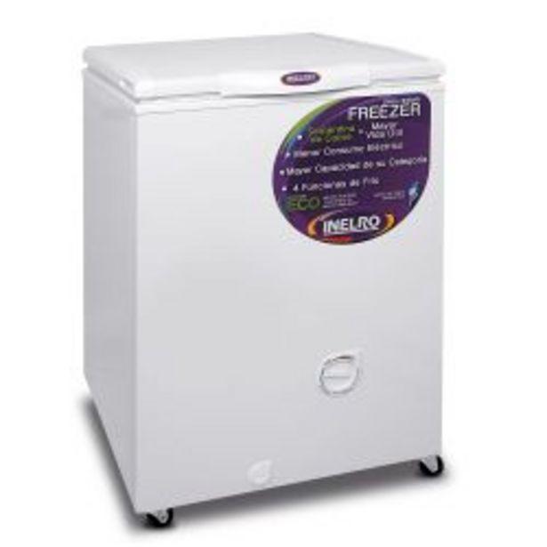 Oferta de Freezer Inelro FIH-130 135 Lt por $40999