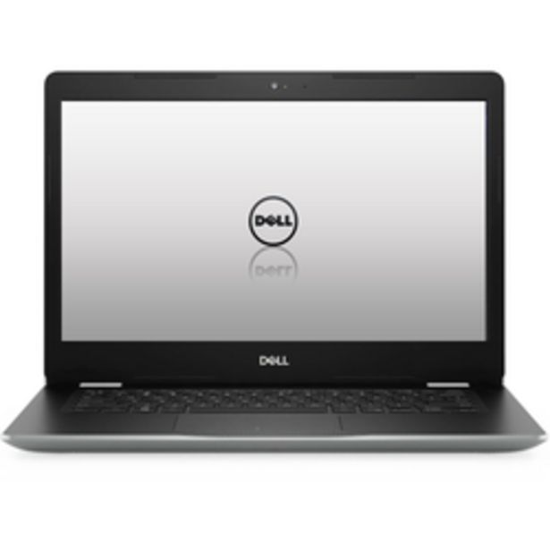 "Oferta de Notebook Dell 14"" Core i3-1005G1 4GB RAM 1TB HDD Inspiron 3493 por $109625"