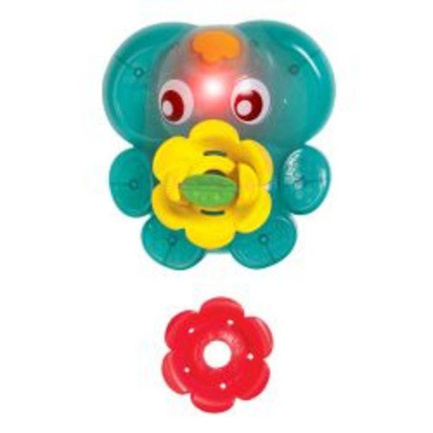 Oferta de Juguete didáctico Playgro LIGHT UP SQUIRTY BATH FOUNTAIN por $2179