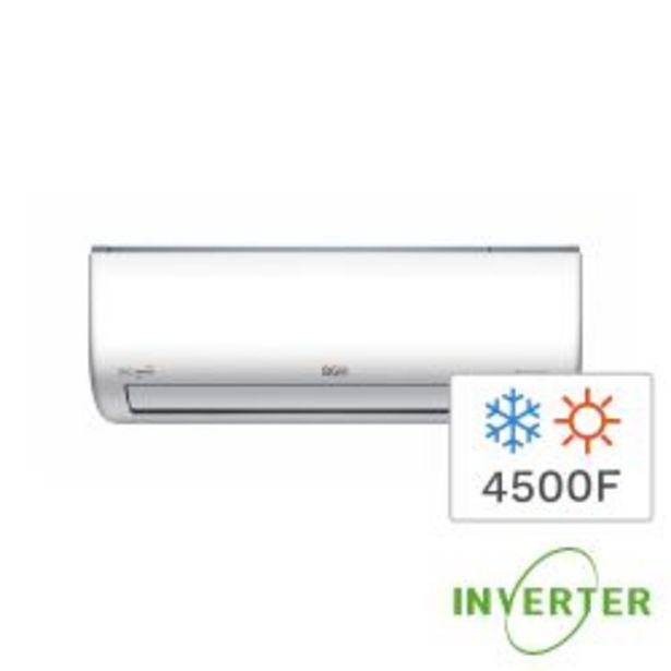 Oferta de Aire Acondicionado Split Frío/Calor BGH Silent Air Tecnología Full Inverter 3DC 5300W BSI53WCDR por $129999