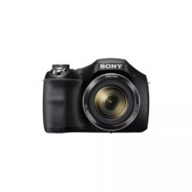Oferta de Camara Cybershot Sony H300 20.1 Mp 35x Zoom Hd por $21999