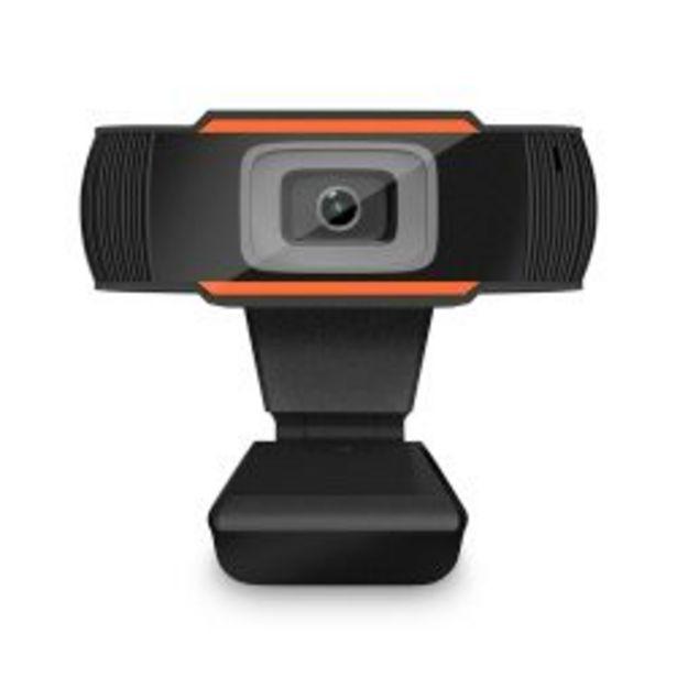 Oferta de Webcam MicroCase HD WC201C por $3599