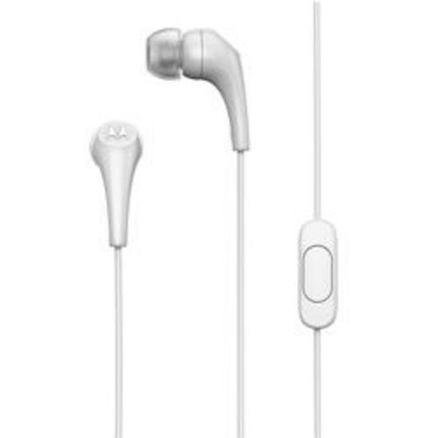 Oferta de Auriculares in ear Motorola EarBud 2 por $839