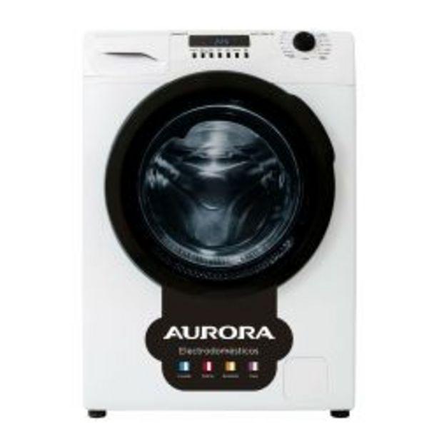 Oferta de Lavarropas Carga Frontal Aurora 7 Kg 1000 RPM 7510 por $40999