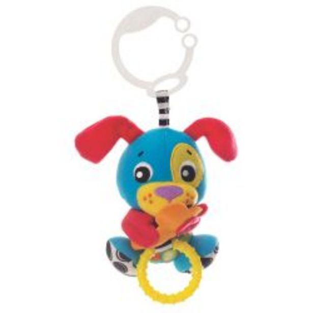 Oferta de Juguete didáctico Playgro PEEK A BOO WIGGLING PUPPY por $1319
