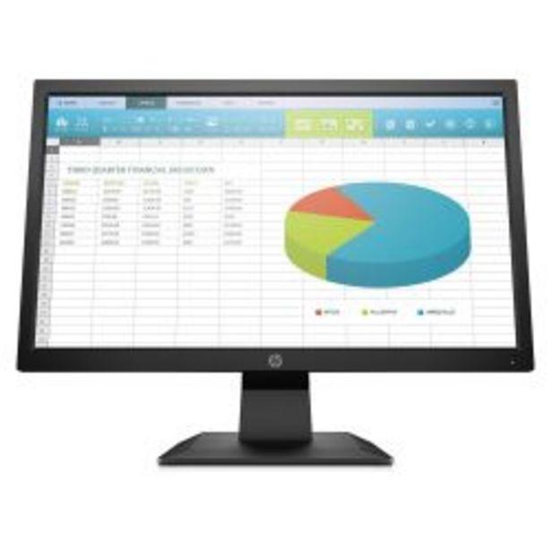 "Oferta de Monitor 20"" HP P204 por $19082"