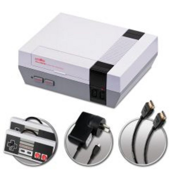 Oferta de Consola Level Up Retro Nes HDMI por $5999