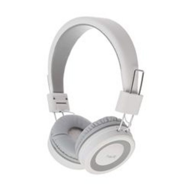 Oferta de Auriculares Headphone Manos Libres Havit h2218d White por $2099