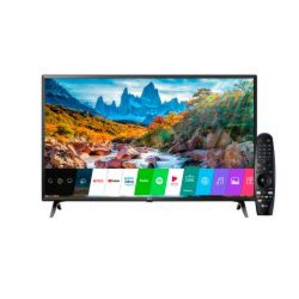 """Oferta de Smart TV 4K 43"""" LG 43UM7360 por $52999"""