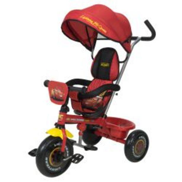 Oferta de Triciclo Disney XG 18819 Cars por $14299