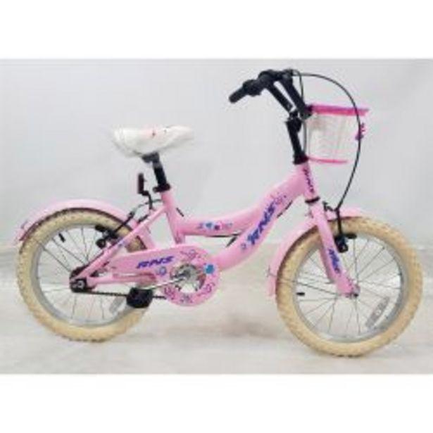 "Oferta de Bicicleta RNS Rodado 12"" BIN19035ALRP por $15999"