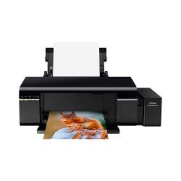 Oferta de Impresora Epson INK L805 Photo Sisterma de tinta continuo por $44789