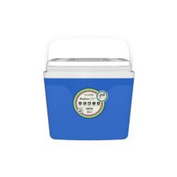 Oferta de Heladerita Conservadora de Plástico 34 litros  Color Azul por $3359