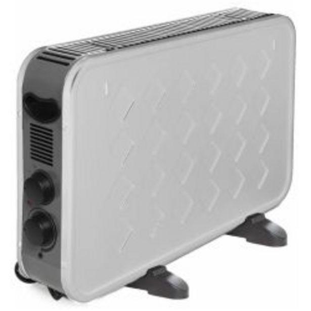 Oferta de Panel calefactor con termostato blanco por $6499