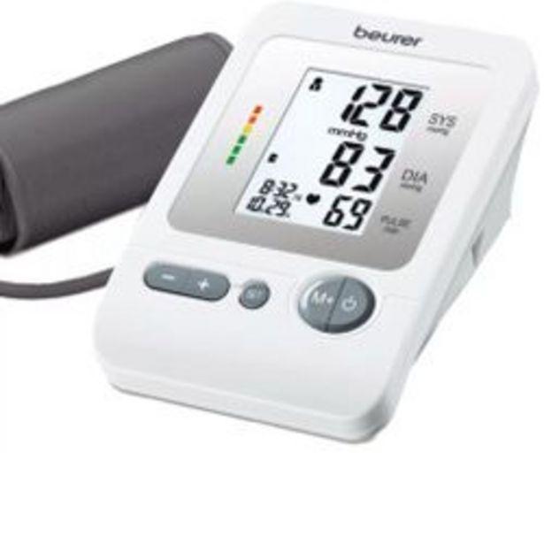 Oferta de Tensiometro Digital Automatico De Brazo Beurer Bm26 por $5970