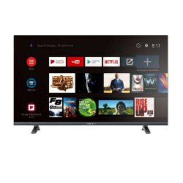 """Oferta de Smart TV 43"""" Full HD Noblex DM43X7100 por $38999"""
