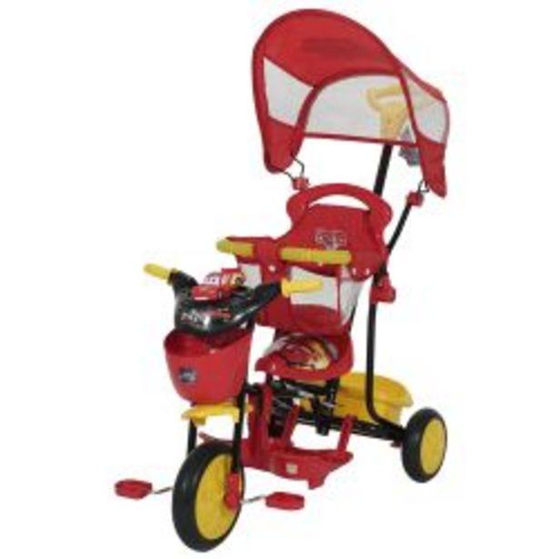 Oferta de Triciclo Disney Cars XG 8001NT2 por $8249