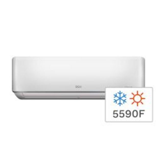 Oferta de Aire Acondicionado Split Frío/Calor BGH Silent Air 5400F 6300W BS55CP por $99999