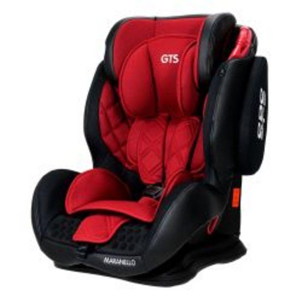 Oferta de Butaca Gts Maranello Rojo por $21659