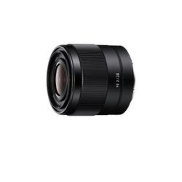 Oferta de Lente Objetivo Gran Angular Sony 28MM F2 SEL28F20 Full Frame por $43999