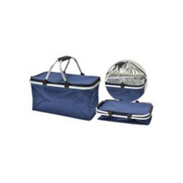 Oferta de Canasta de pic nic termica Azul por $2769,25