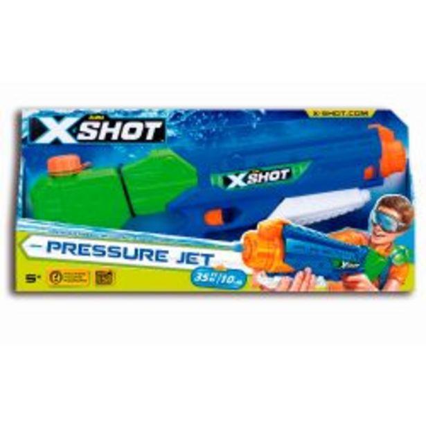 Oferta de Pistola de Agua Zuru X-Shot por $2999