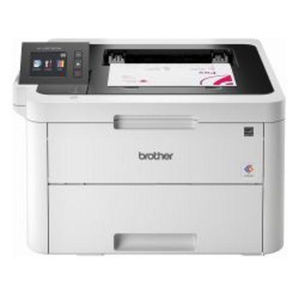 Oferta de Impresora Laser Color Brother hl l8360cdw por $78438
