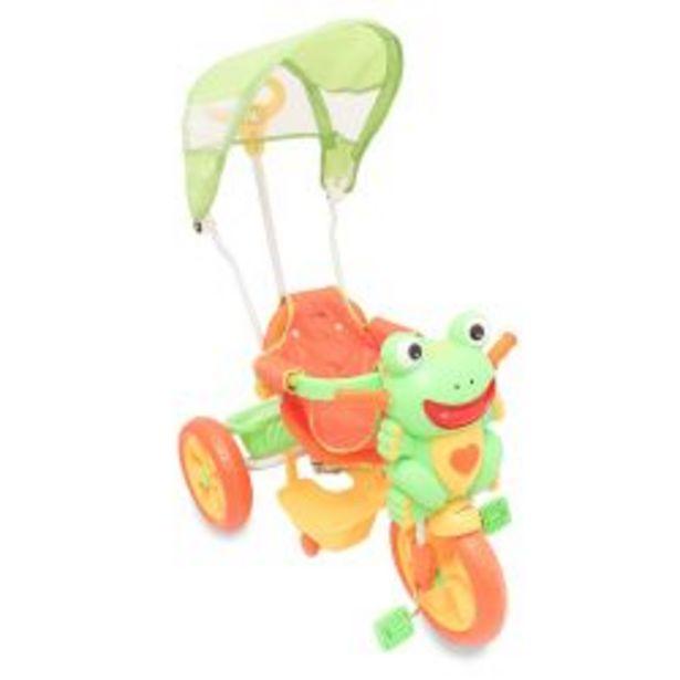 Oferta de Triciclo con Sonido y Direccional Love 052C Verde por $9999