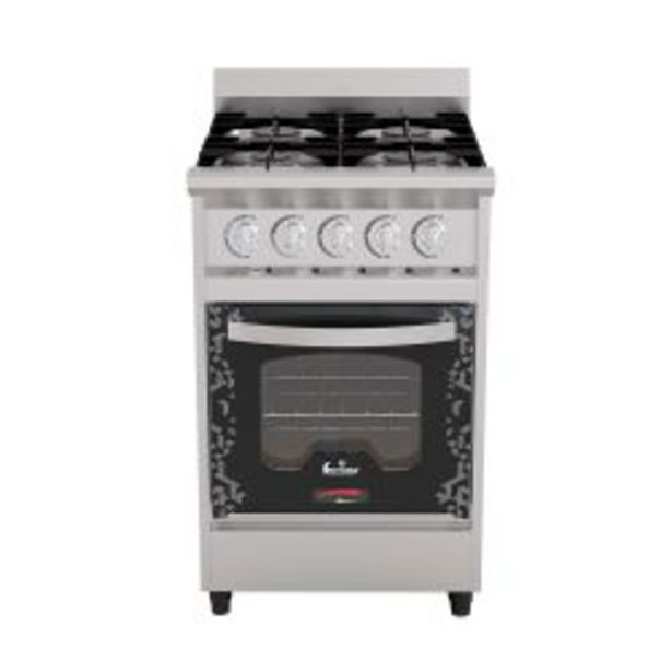 Oferta de Cocina Fornax CV52 EV 52cm por $45999