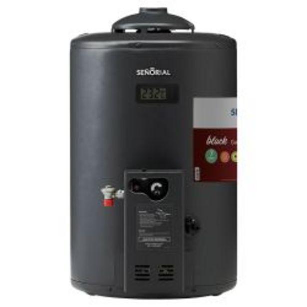 Oferta de Termotanque a Gas Señorial TSBG-50 50Lt por $26499