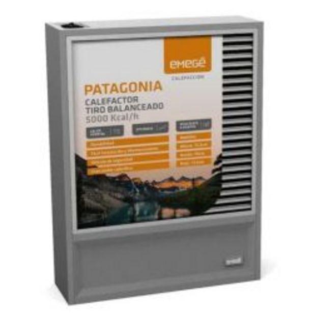 Oferta de Esatufa Emege 9050 TBU por $26999