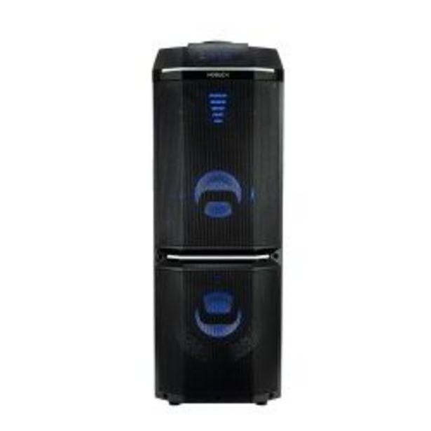 Oferta de Parlante Bluetooth Noblex MNT670 por $27999