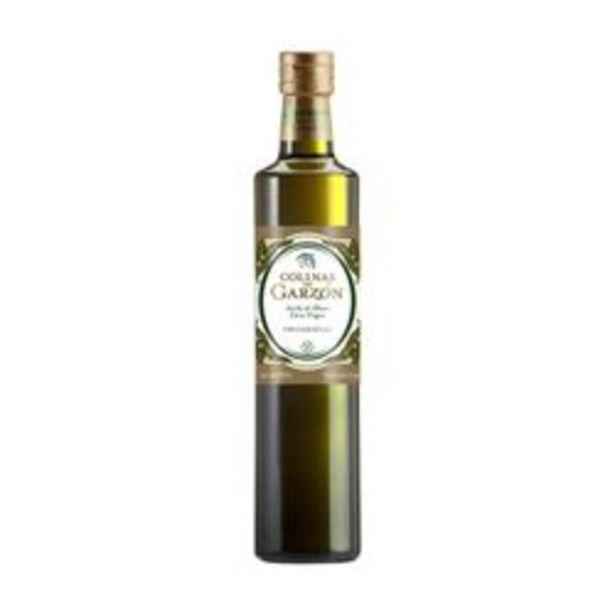Oferta de Aceite de Oliva Colinas de Garzon Trivarietal 250 ml por $799
