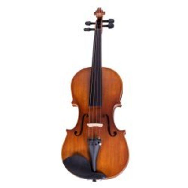 Oferta de Violin Parquer Custom Cuatro Cuartos Con Estuche Arco y Resina por $8030