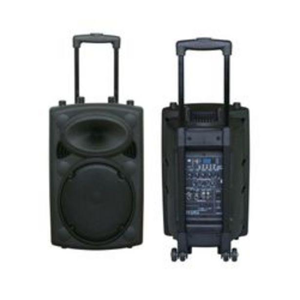 Oferta de Parlante Winco W230 3000W 10 pulgadas Bluetooth por $26599