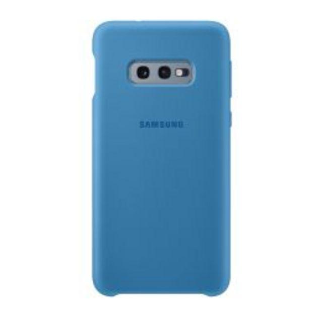 Oferta de Funda Samsung Silicone Cover S10e Blue por $699