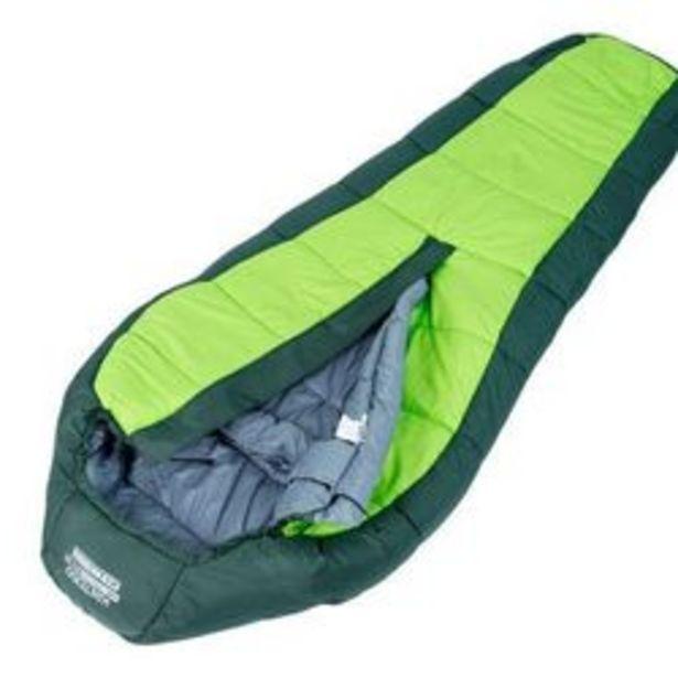 Oferta de Bolsa de Dormir Waterdog Krete 350 Verde por $13999