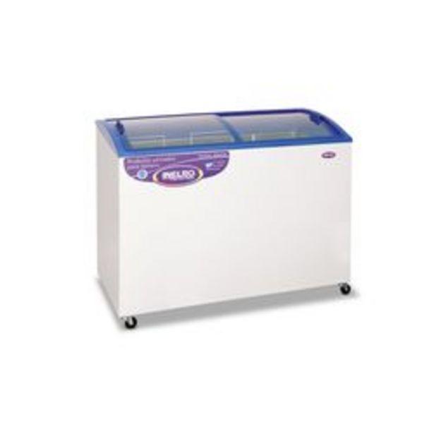 Oferta de Freezer Exhibidor Horizontal Inelro FIH350PI 333 Lt por $69999