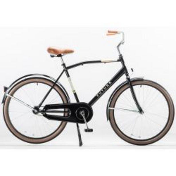 """Oferta de Bicicleta Rodado 26"""" Futura Countryman Negra por $29999"""