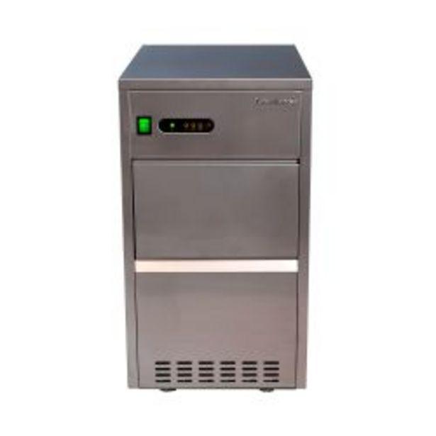 Oferta de Fabricadora de Hielo Comercial Turboblender TB FHB20 25 KG por $65999