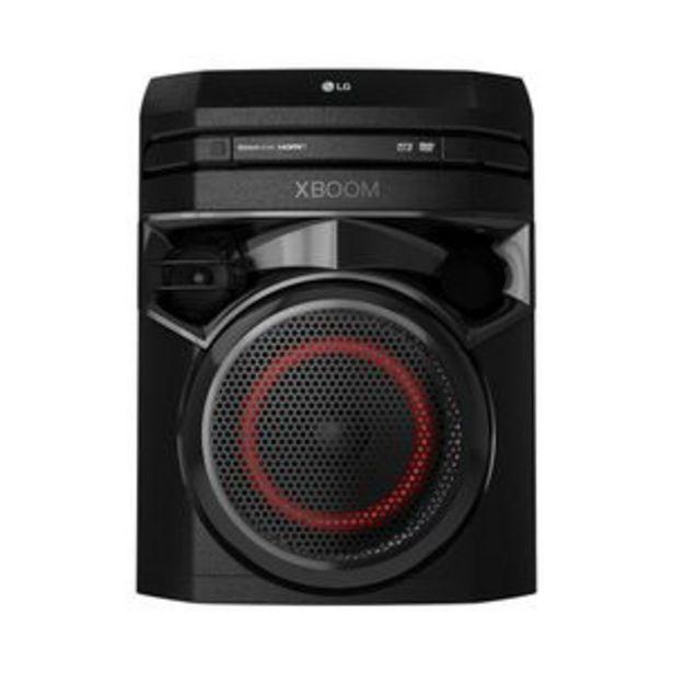 Oferta de Sistema de Audio LG XBOOM ON2D por $39999