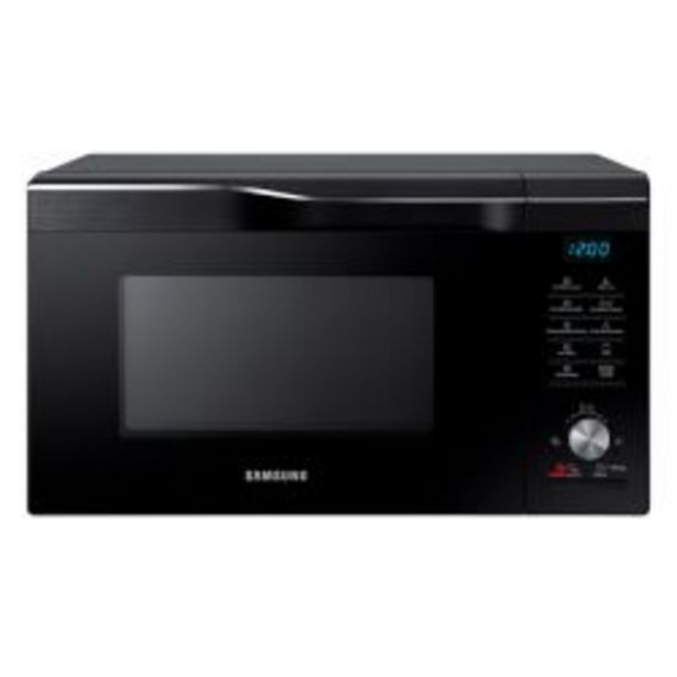 Oferta de Microondas Samsung 900W 28Lt MC28M6055CK por $38999
