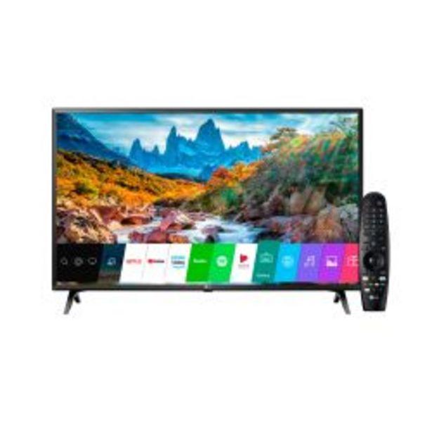 """Oferta de Smart TV 4K UHD 49"""" LG 49UM7360 por $57999"""