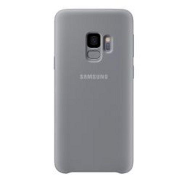 Oferta de Funda Samsung Silicone Cover Galaxy S9 Gray por $1199