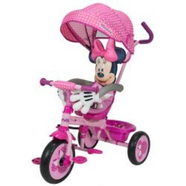 Oferta de Triciclo Disney XG 18819 Minnie por $14299